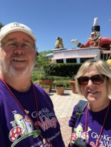 Jeffrey & Terry Pyle - Give the Kids the World