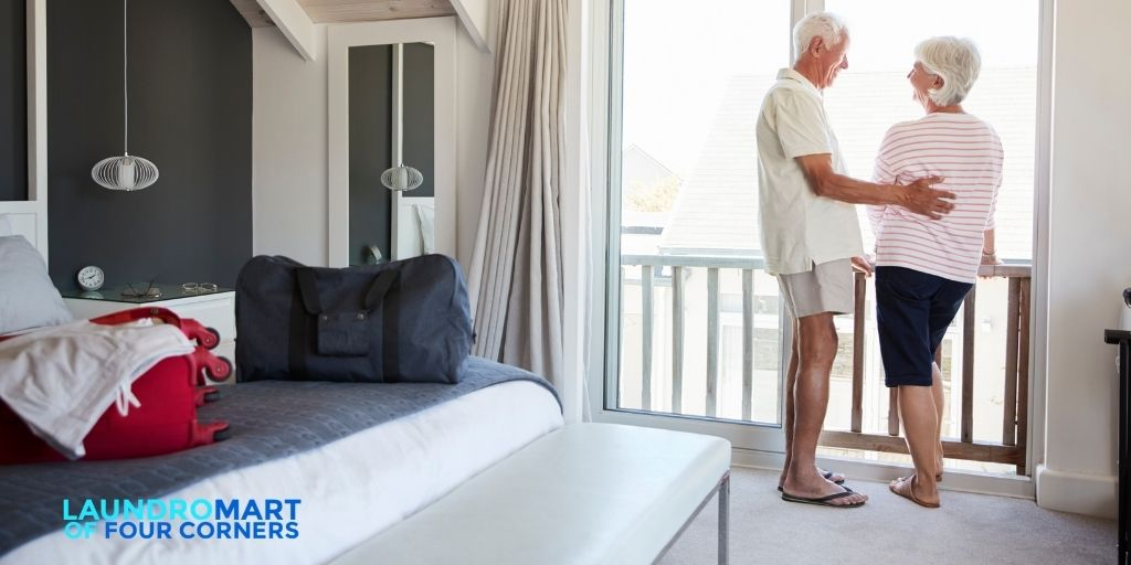 vacation rental laundry provider